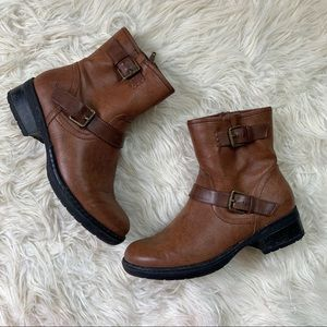 Bass Marlo Brown Boots